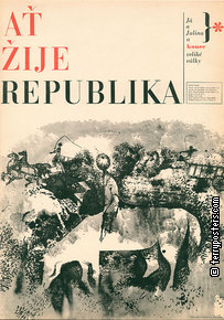 Plakát: Ať žije republika