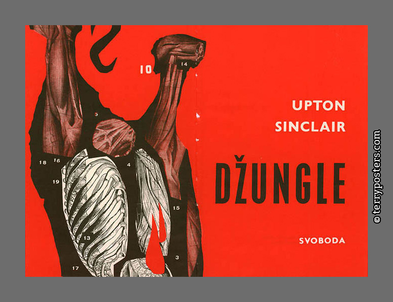 Upton Sinclair: Džungle - Svoboda; 1967