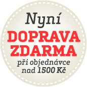 Nyn doprava zdarma (Pi objednvce nad 1500 K)