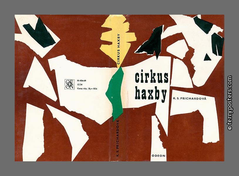 K. S. Prichardová: Cirkus Haxby - Odeon; 1969